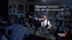 Barack Obama uses N-word discussing racism, preventing another Charleston shooting