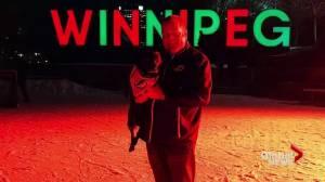 Florida food blogger dishes on Winnipeg eats (01:48)