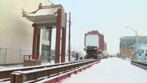 Edmonton focused on rebuilding Harbin Gates