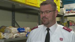 Salvation Army foodbank in Kelowna in need of donations
