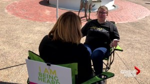 Moncton volunteers hold active listening sessions for mental health