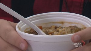 Calgary Meals on Wheels provides hot soup for vulnerable students