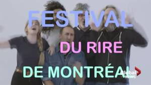New Montreal comedy festival competing with JFL