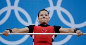 Christine Girard bronze medal upgraded to gold