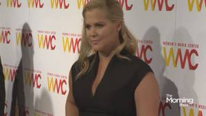 Amy Schumer and Debra Messing cause controversy with #WearOrange gun campaign