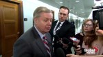 Lindsey Graham says Trump told him he won't relieve North Korea of sanctions for partial deal