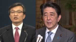 Japan PM says he backs Trump over North Korea, South Korea disappointed in no deal