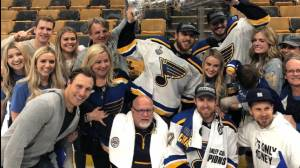 Saskatchewan boys help St. Louis Blues win first-ever Stanley Cup