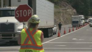 Vancouver Island's main highway could get emergency detour