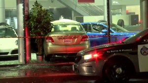 Man drives through window of Toronto Porsche dealership after break-up with girlfriend: police