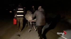 Man found dead on Vancouver's seawall