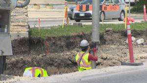 Construction on major Winnipeg routes expected to clear by October