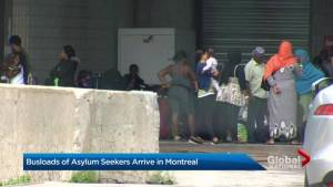Can Canada handle influx of asylum seekers?