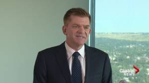Brian Jean releases economic platform for UCP leadership campaign (01:02)