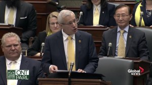Ontario Budget 2019: Fedeli outlines 4 priorities for government