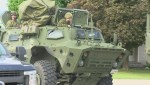 Military arrives to provide flood help in Grand Forks