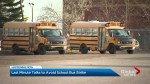 Talks to stop school bus strike in Scarborough, Durham Region continue