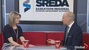 SREDA video promotes Saskatoon's advantages