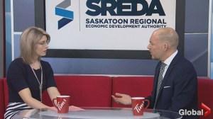SREDA video promotes Saskatoon's advantages