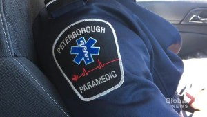A ride along with Peterborough County-City Paramedics