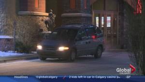 2 kids left in car in Calgary casino parking lot