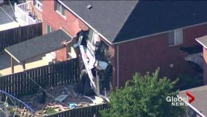 4 injured, including child, after Brampton house explosion