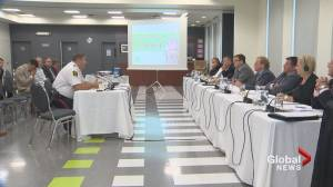Select Committee on Cannabis begins cross New Brunswick consultation tour