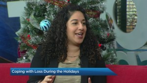 Dealing with grief over the holiday season