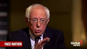 Bernie Sanders says it would be 'unconstitutional' if Trump attacks Iran