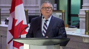 Illegal border crossings are not, and will not, be tolerated: Goodale