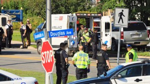 Fredericton police say RCMP leading homicide investigation
