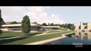 Virtual tour of proposed new Canadian Canoe Museum in Peterborough