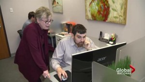 Finding people with Autism work placements around BC