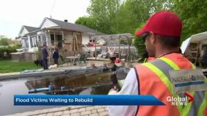Quebec flood victims unsure whether they will be able to rebuild