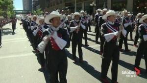 Stampede Parade highlights