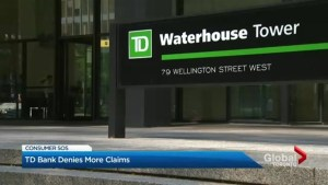 TD Critical Insurance denials criticized after others come forward