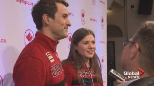 Denny Morrison comeback story inspires 2018 Canadian Olympic Long Track Speed Skating team