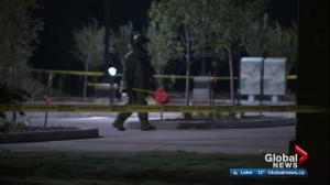 IED Explosion at South Edmonton Bank
