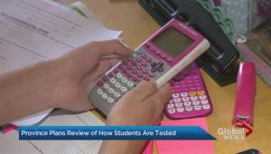 Ontario government reviewing curriculum with focus on math