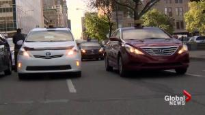 Montreal taxis request second injunction against Uber