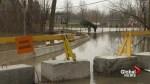 Rigaud predicts historic flood level