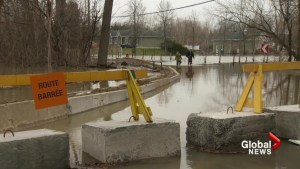 Rigaud predicts historic flood level