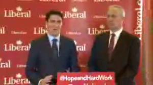 Justin Trudeau says Bill Blair will have to go through open nomination process