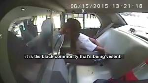 RAW: Texas teacher thrown to ground by white cop told black people have 'violent tendencies'