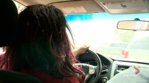 2 sisters offer free rides in Regina's North Central to fight human trafficking