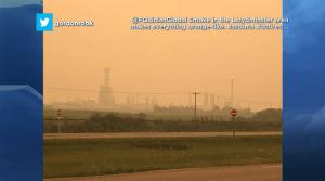 Saskatoon weather outlook: thick smoke rolls into Sask.