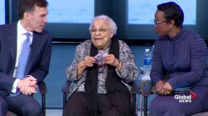 'This is beyond what I ever thought': Wanda Robson reacts to Canada's new $10 bill featuring her sister