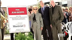 Gilles Duceppe's mother found dead outside seniors' residence