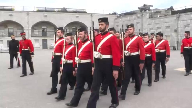 Kingston's Fort Henry ready for upcoming tourism season