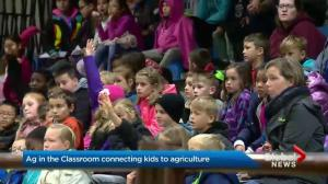 Ag in the Classroom helps connect kids to agriculture